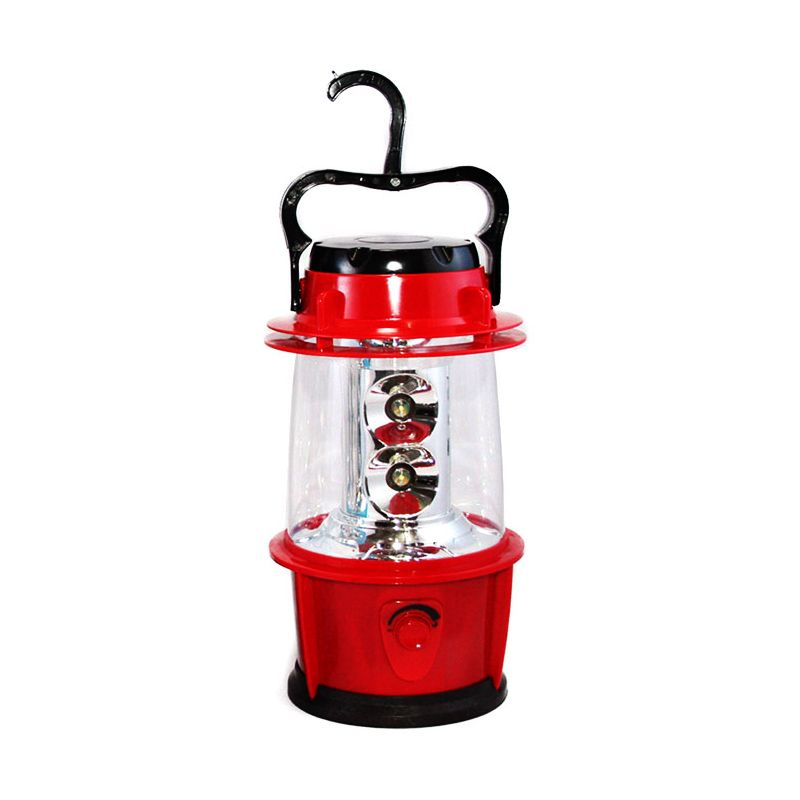 Olday Home Camping Lantern MSMH1939 Merah Lampu Emergency LED