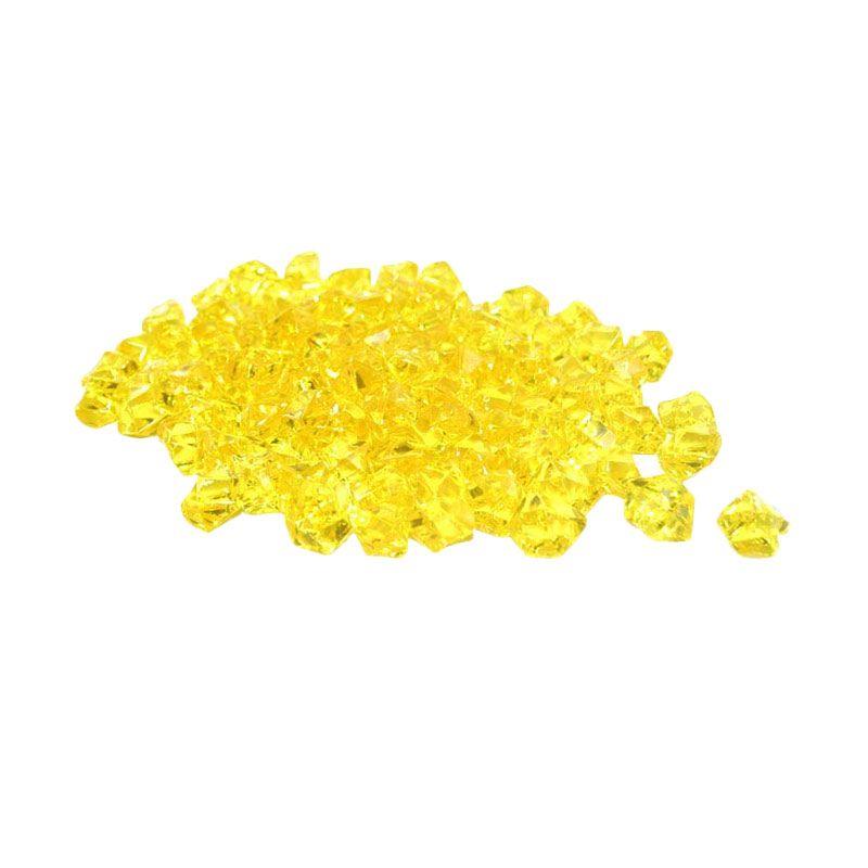 Olday Crystal AN-B000067 Kuning Batu Hiasan