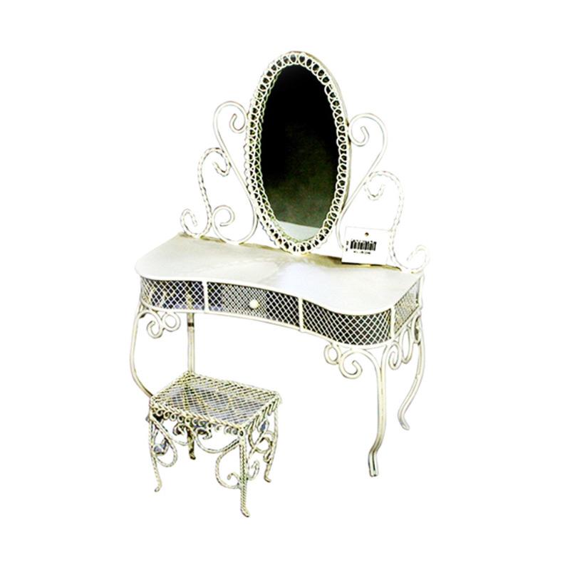 Jual Olday Home Dekorasi Rumah Vintage Classic Unik An Vb0249 Pajangan Cermin Meja Rias Online Februari 2021 Blibli