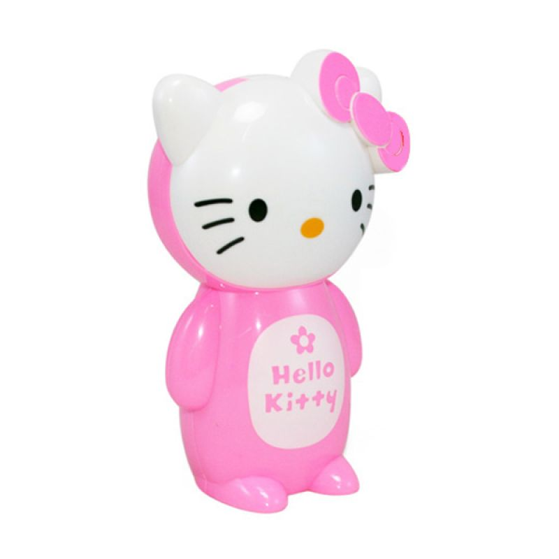 Olday Home Rechargeable Hello Kitty MS-LQ7301 Pink Lampu Meja
