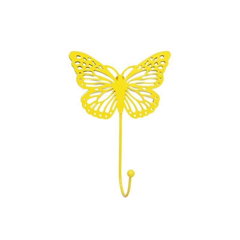 Olday Kupu-kupu AN-VB0269 Kuning Gantungan Baju