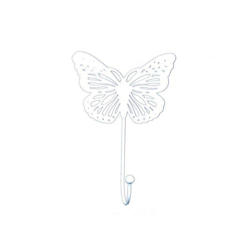 Olday Kupu-kupu AN-VB0269 Putih Gantungan Baju