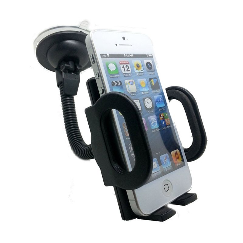 Olday Home Lazypod Suction Cup Tiang Besi TOX Smartphone Car Holder