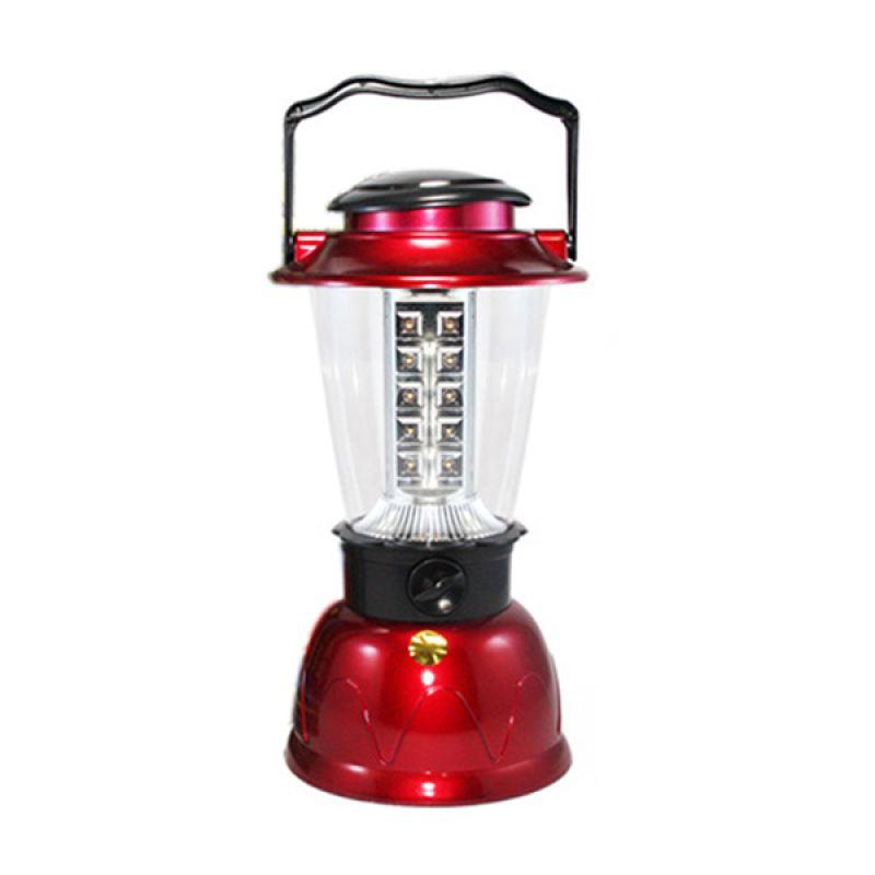 Olday Home LED MS-9004 Merah Lampu Emergency