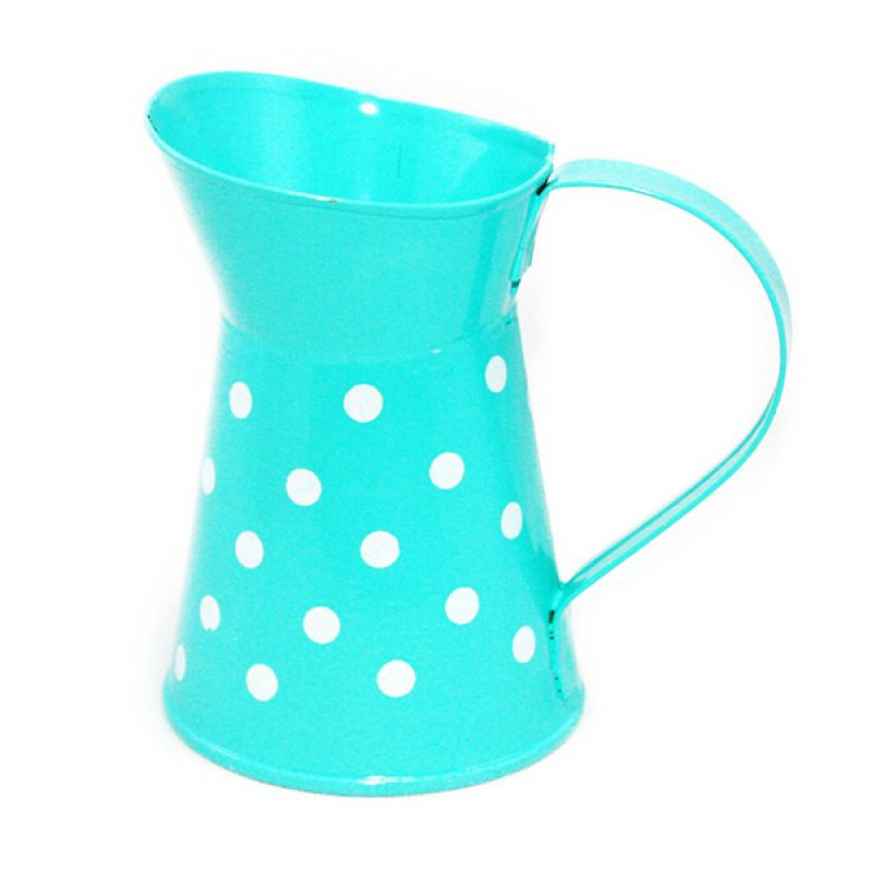 Olday Home Polkadot AN-VB0070 Biru Muda Teko