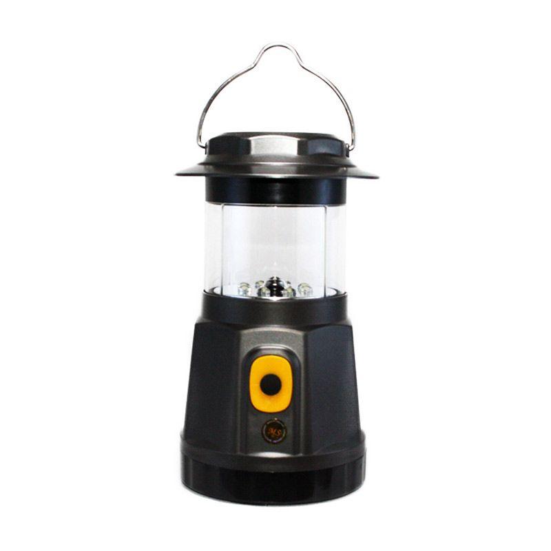 Olday Home Portable LED Lamp MS-1461 Abu Tua Lampu Portabel