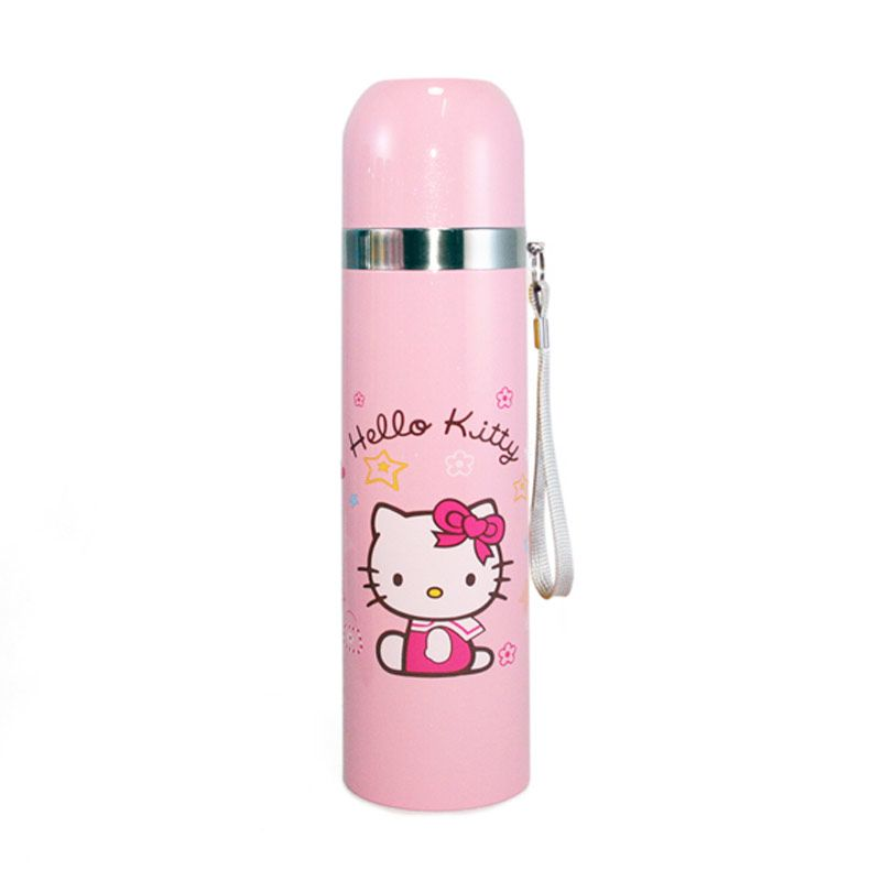 Olday Home MS-C001-500KT Hello Kitty Termos [500 mL]