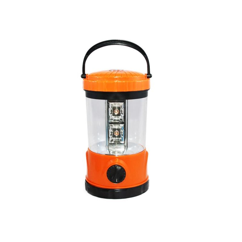 Olday Home MS-TY8015B Orange Lampu LED Portable