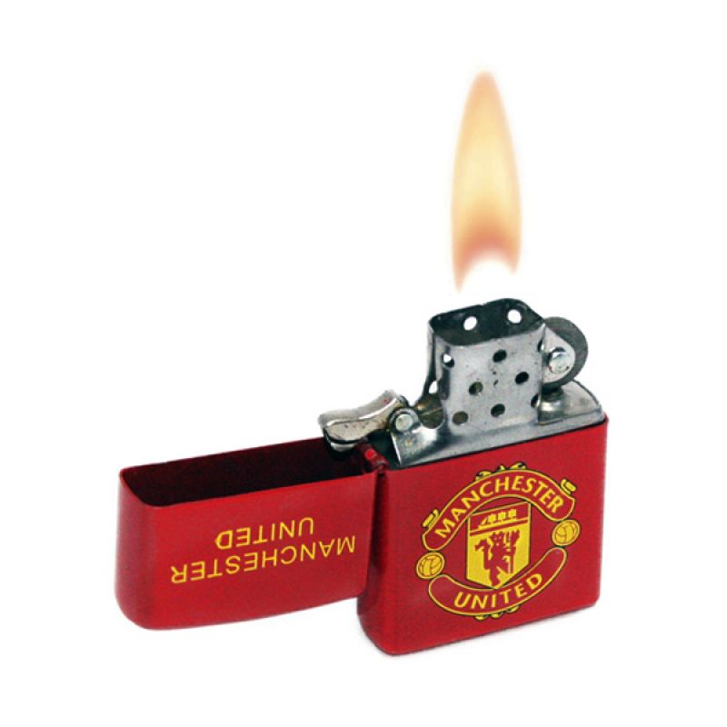 Olday Home Zippo Football Club TOX Manchester United Korek Api