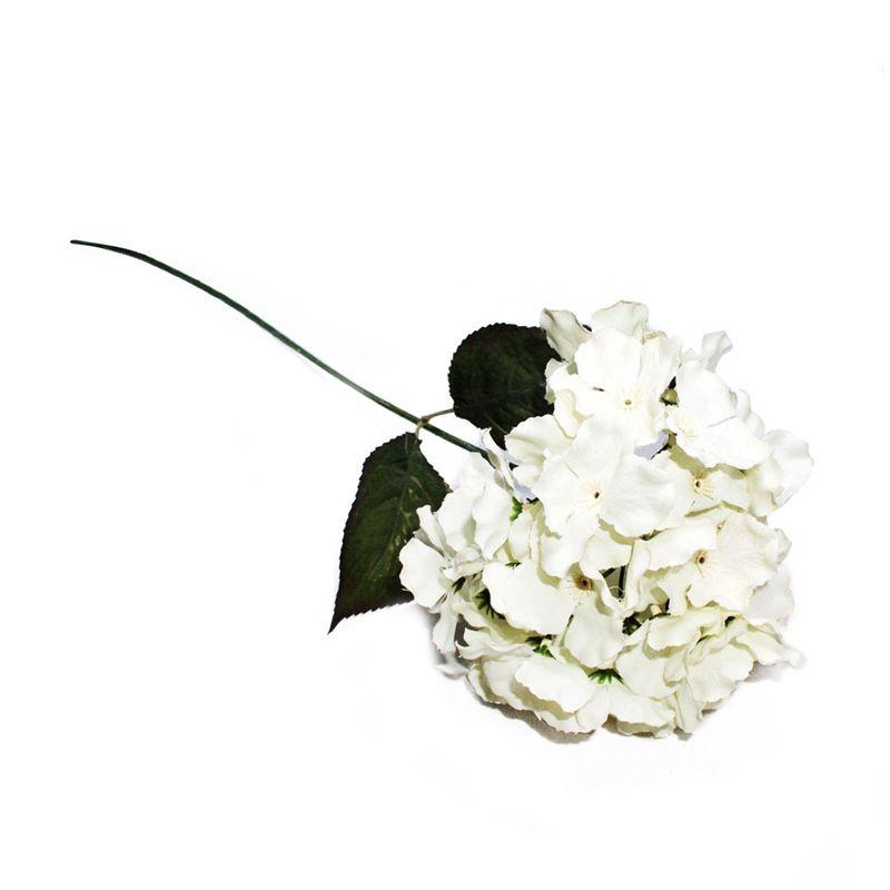 Olday Hortensia ANB000315P Putih Bunga Artificial