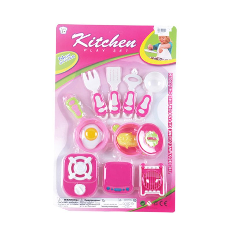 Olday Kitchen Play Set PA-D532598-DAPUR-2 Manian Anak