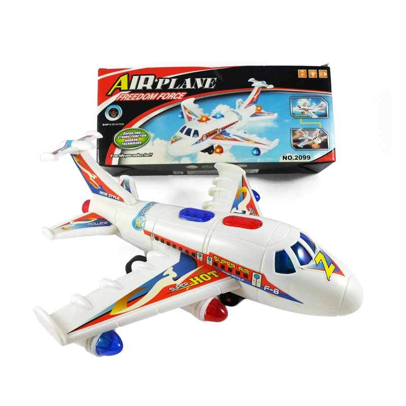Olday Toys Airplane Freedom Force Mainan - 559365