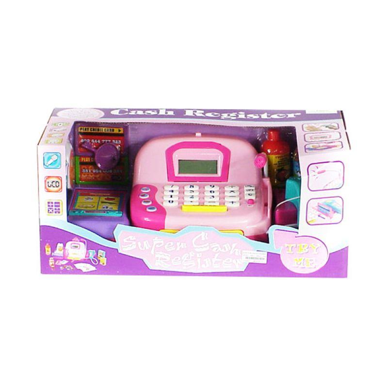 Olday Toys Cash Register Elektrik PA-0956502-KASIR-6 Mainan Anak