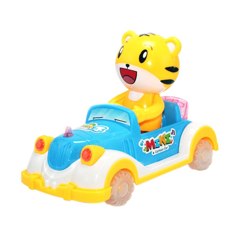 Olday Toys Electric Car - EV-E693625 Mainan Anak