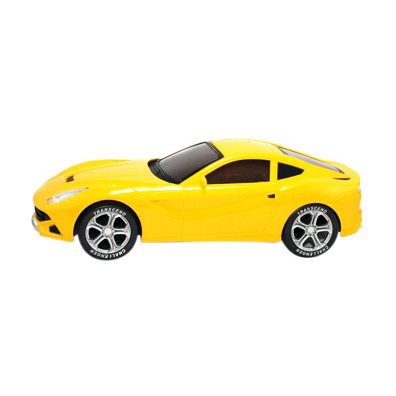 Olday Toys Electric Car Toys - EV-E690736-Kuning Mainan Anak