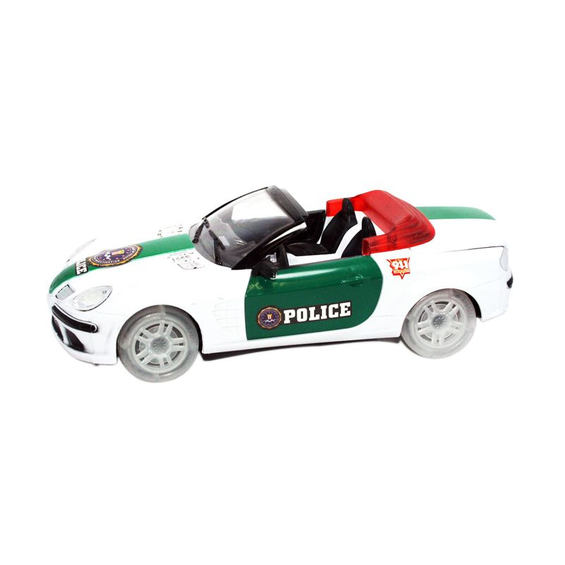 Olday Toys Electric Police Car - EV-E704488 Mainan Anak