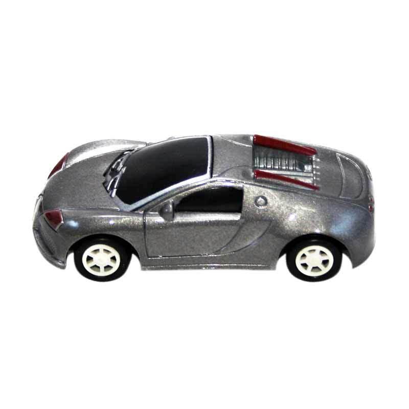 Olday Toys Mobil-Mobilan Die Cast Sport EV-C212874 Abu Tua Mainan Anak