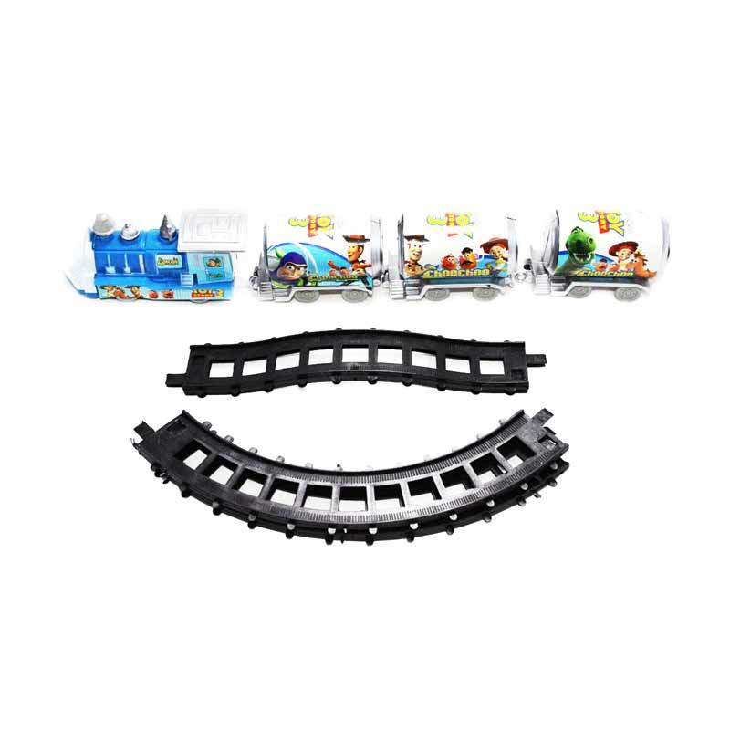 Olday Toys Toy Story 3 Kereta Api - PA-7882092 Mainan Anak
