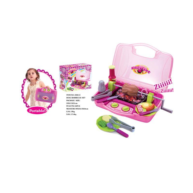 Otoys Dapur Play Set Barbeque Portable PA-A426014 Mainan Anak