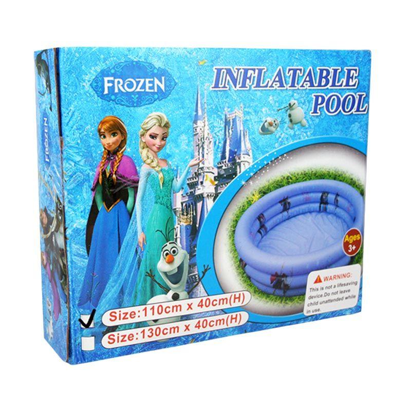 Otoys Inflatable Pool Frozen Kolam Renang Anak [110 x 40 cm]