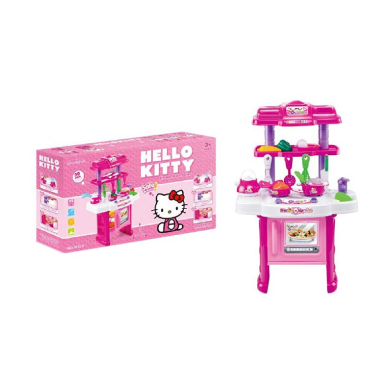 Otoys Kitchen Box Set Hello Kitty PA-F358725 Mainan Anak