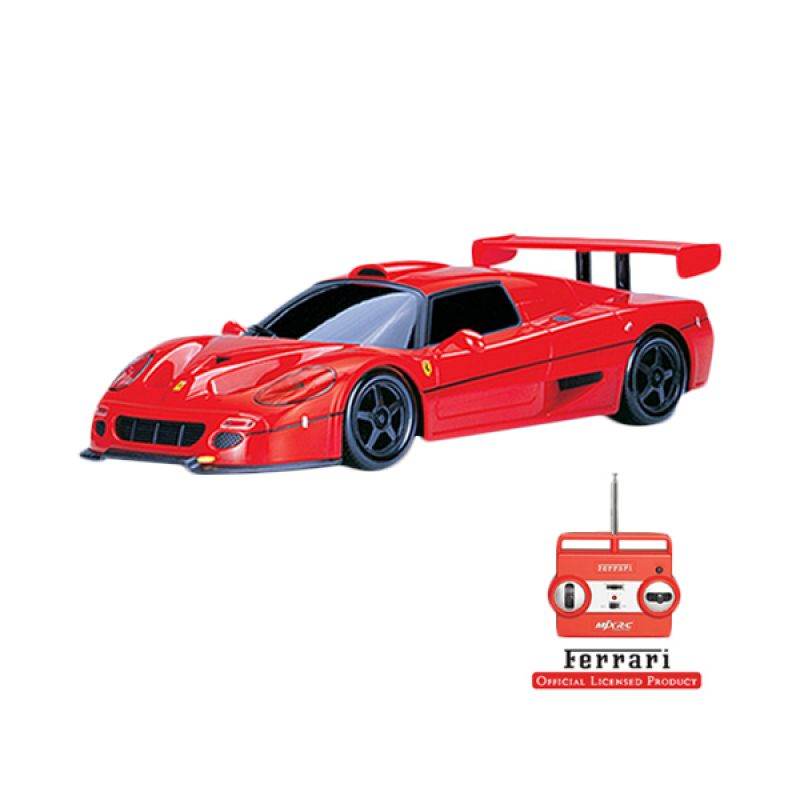 Otoys RC Ferrari F50 GT Original Full Function PA-F801273 Mainan Remote Control [1:20]