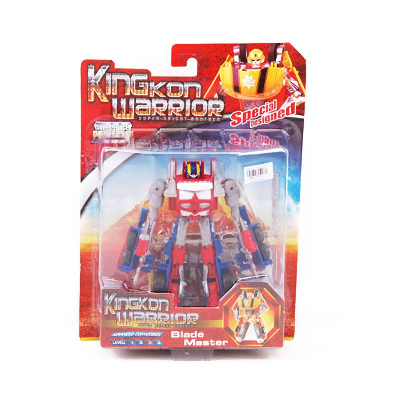 Otoys Robot Kingkon Warrior Blade Master Transformers PA-8575182 Mainan Anak