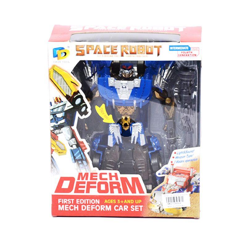 Otoys Space Robot Mech Deform PA-E728644 Mainan Anak
