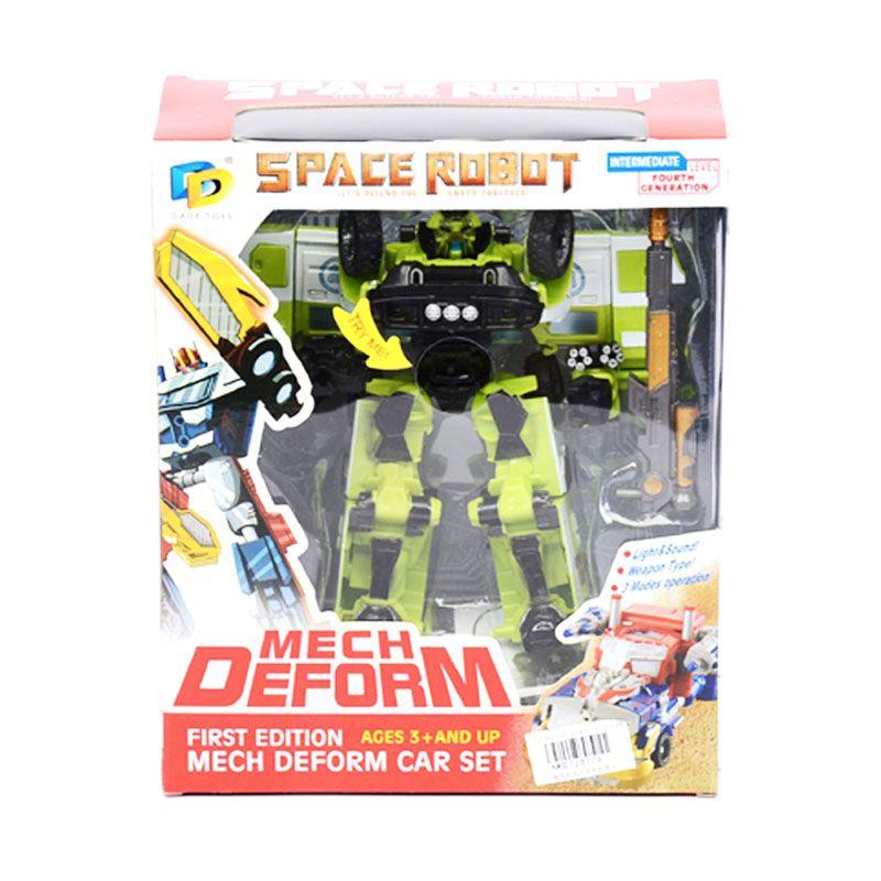 Otoys Space Robot Mech Deform PA-E728779 Mainan Anak