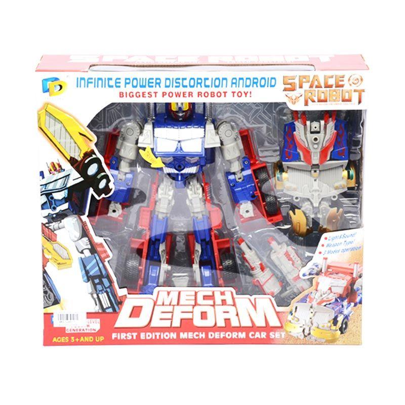 Otoys Space Robot Mech Deform PA-E729517 Mainan Anak