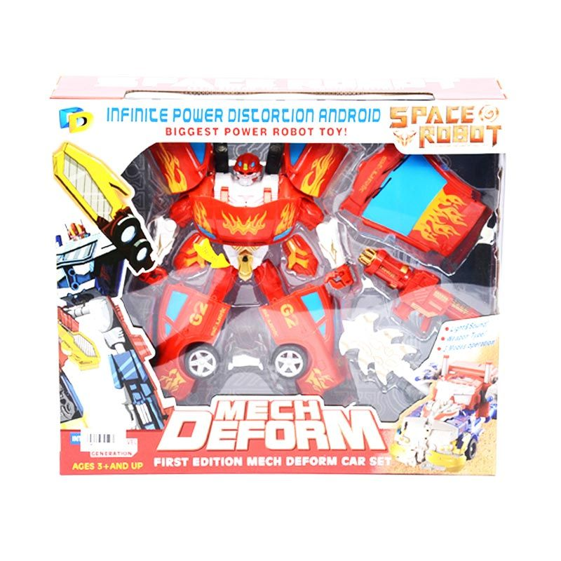 Otoys Space Robot Mech Deform PA-E729553 Mainan Anak