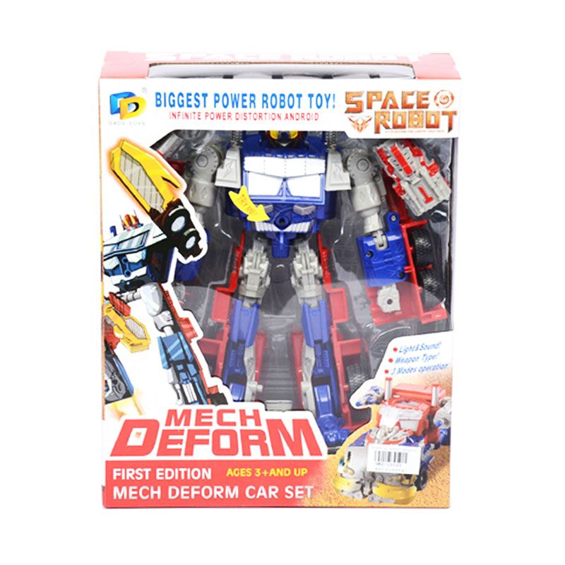 Otoys Space Robot Mech Deform PA-E729589 Mainan Anak