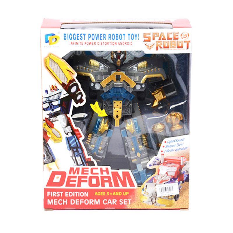 Otoys Space Robot Mech Deform PA-E729616 Mainan Anak