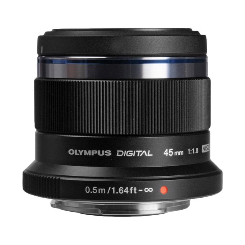 Olympus Lensa ET M 45mm f/1.8 Black
