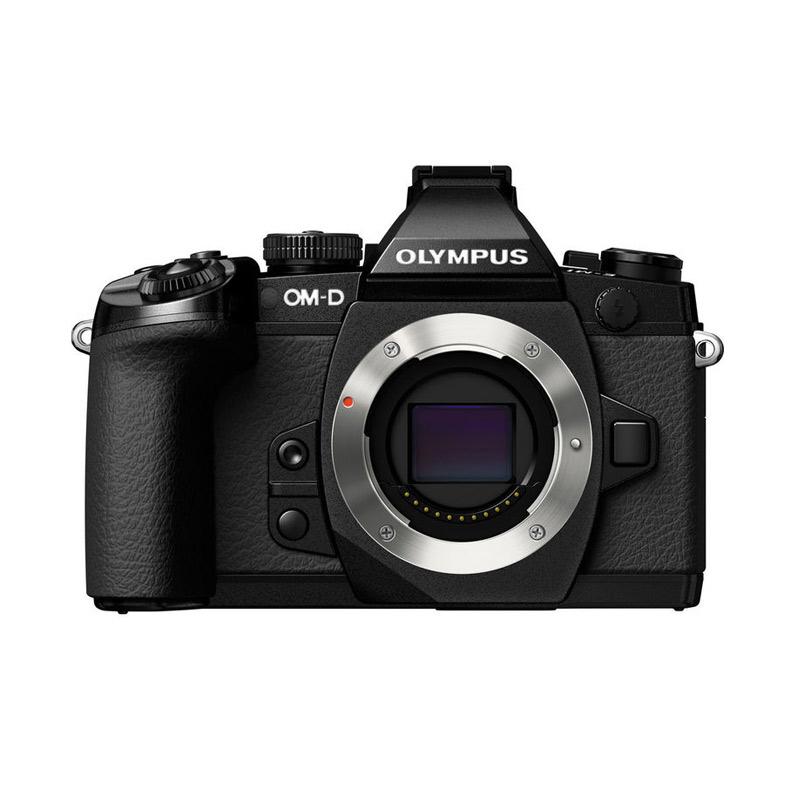 Olympus OMD EM1 Kamera Mirrorless - Black [Body Only] - 9289321 , 15455919 , 337_15455919 , 18419000 , Olympus-OMD-EM1-Kamera-Mirrorless-Black-Body-Only-337_15455919 , blibli.com , Olympus OMD EM1 Kamera Mirrorless - Black [Body Only]