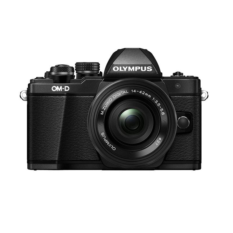 Olympus OMD EM10 MARK II KIT 14-42mm EZ Kamera Mirrorless
