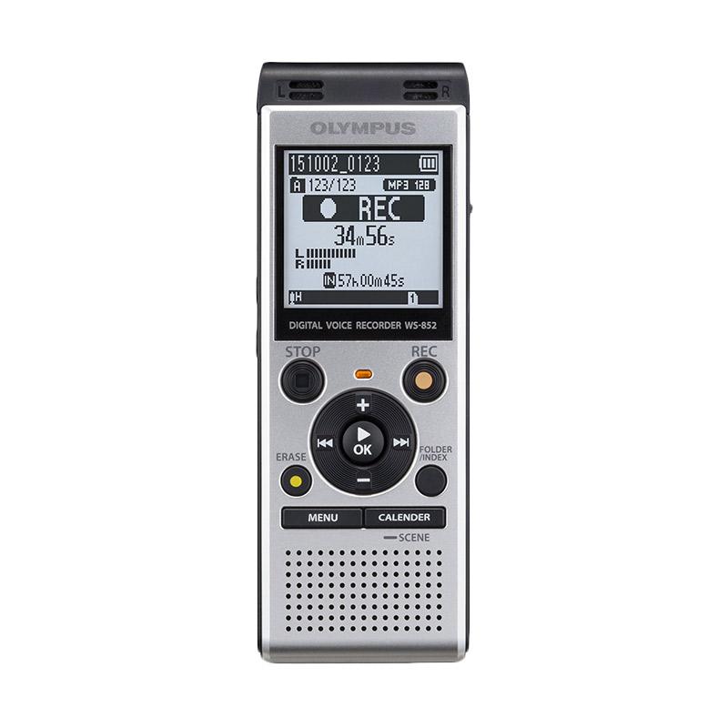 Olympus Voice Recorder WS 852 4GB Silver