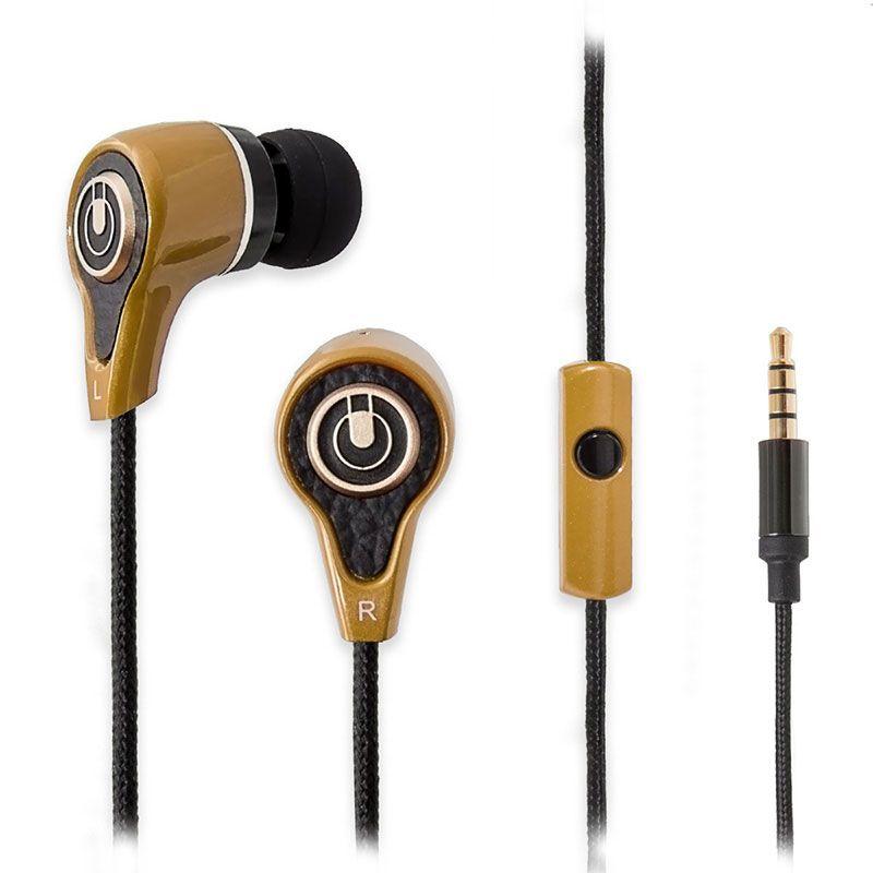 Oblanc NX1 Champagne O'Sound Romeo Gold Headset