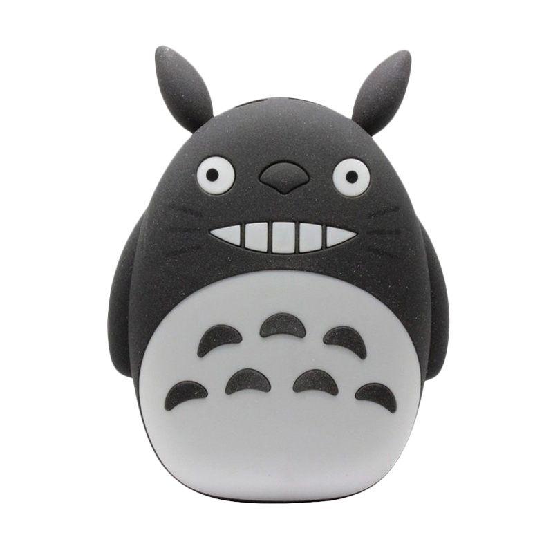 Optimuz Totoro Black Powerbank [12800 mAh]