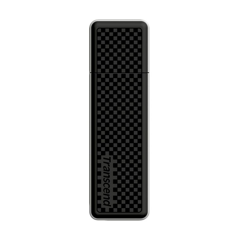 Transcend JetFlash 780 Black Flashdisk [8 GB]