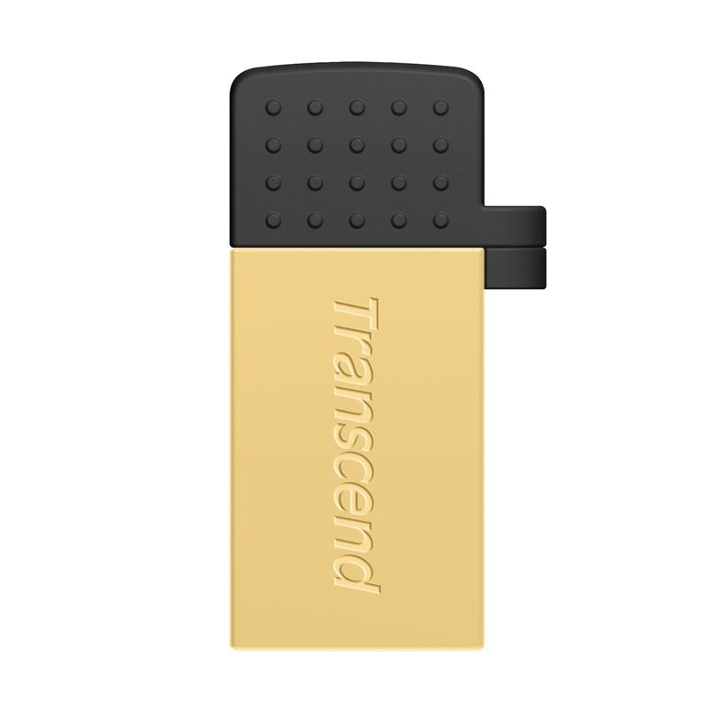 Transcend Jetflash JF 380 Gold USB Flashdisk [8 GB]