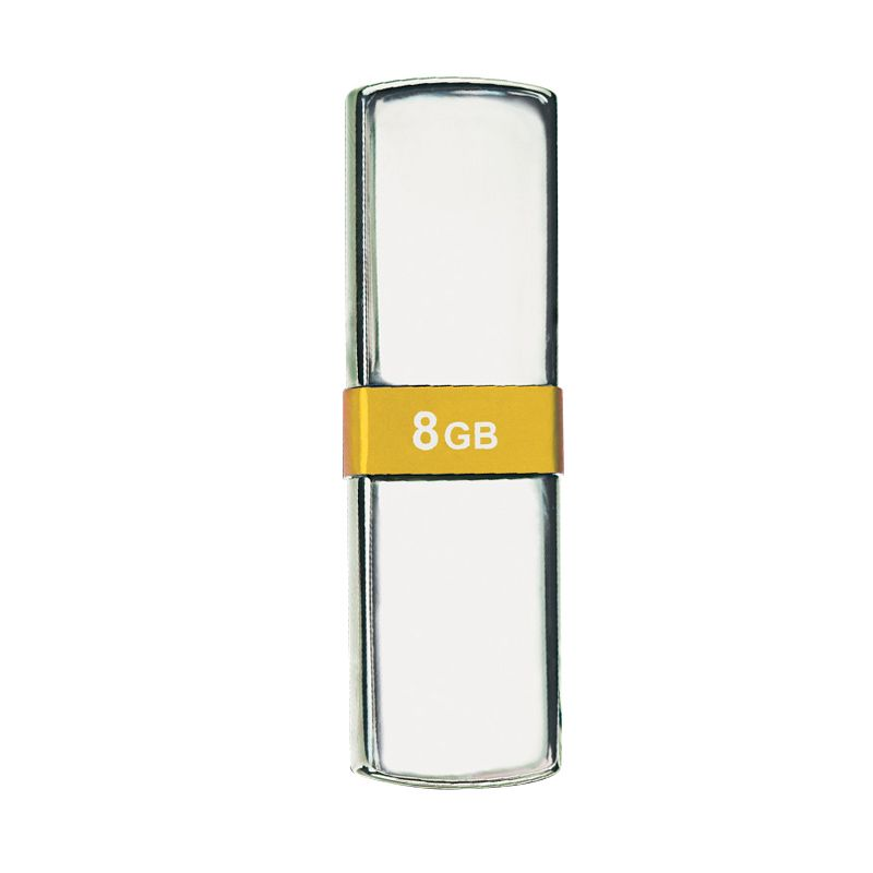 Transcend JetFlash V85 Gold Flashdisk [8 GB]