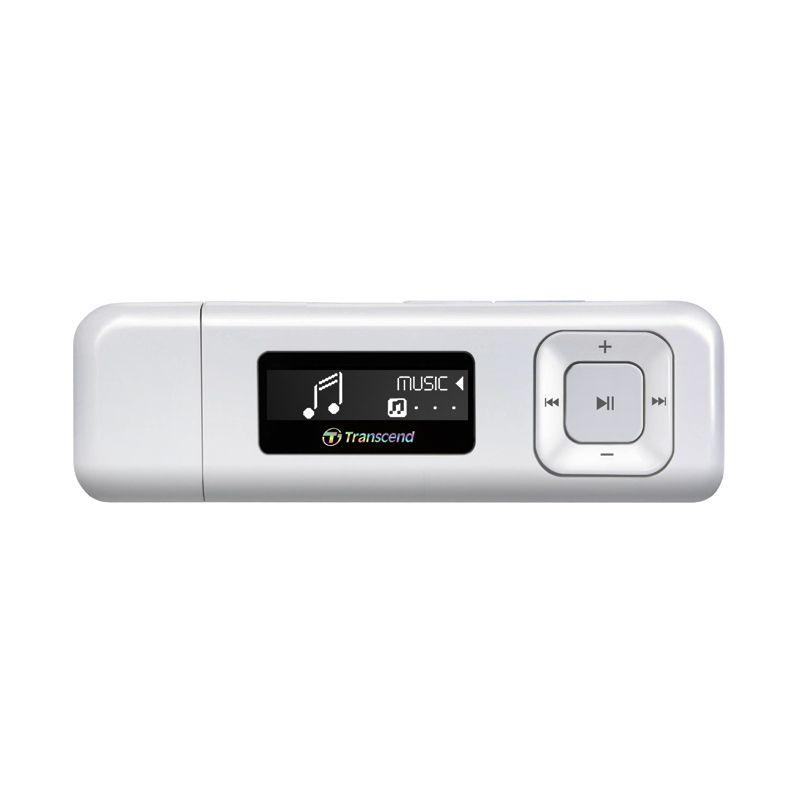 Transcend Music Player MP330 8GB White