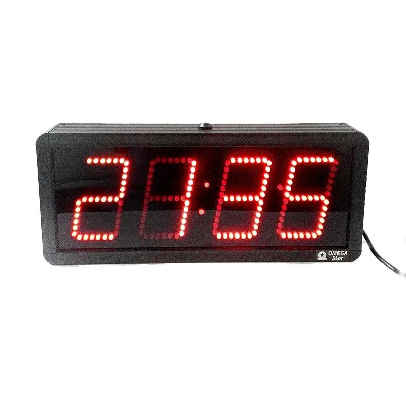 harga Jam Digital Dinding LED plus Temperatur Blibli.com