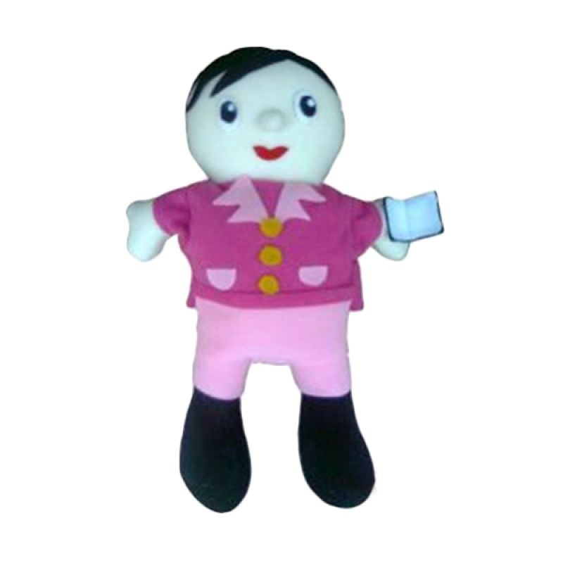 Omochatoys Profesi Guru Boneka Mainan Anak