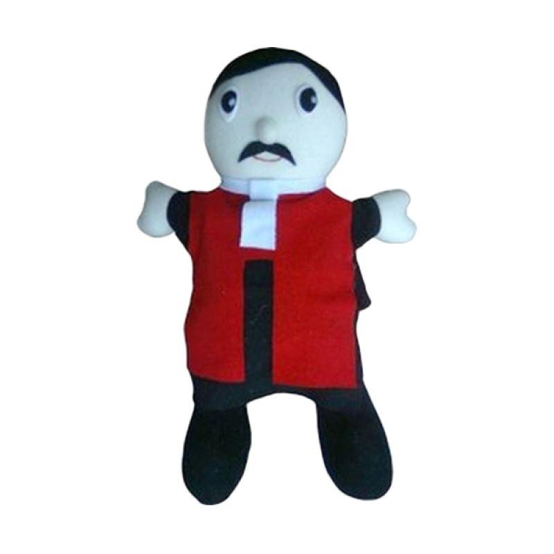 Omochatoys Profesi Hakim Boneka Mainan Anak