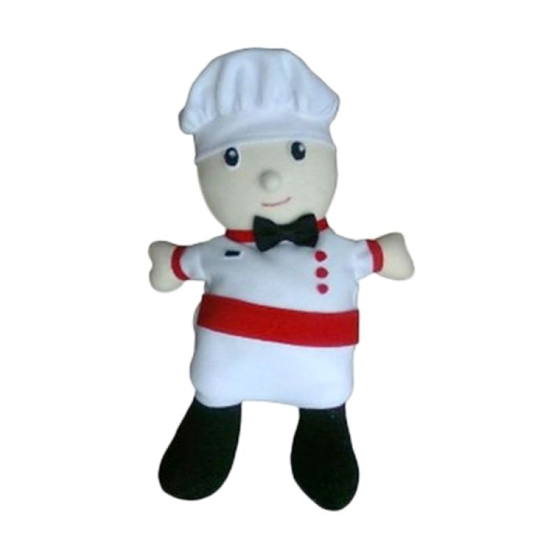Omochatoys Profesi Koki Boneka Mainan Anak