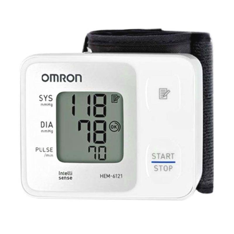 Omron HEM 6121 Digital Tensimeter