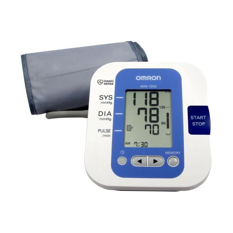 harga Omron HEM-7203 Tensi Meter Digital Blibli.com