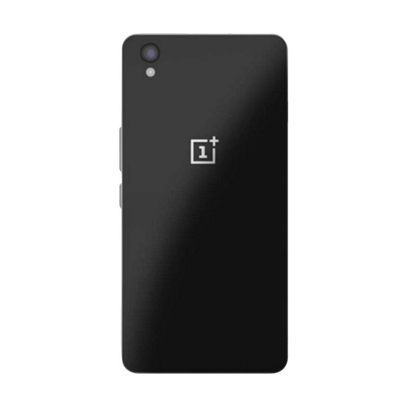 harga OnePlus X Global A1003 Smartphone [16 GB] Ceramic Black Blibli.com